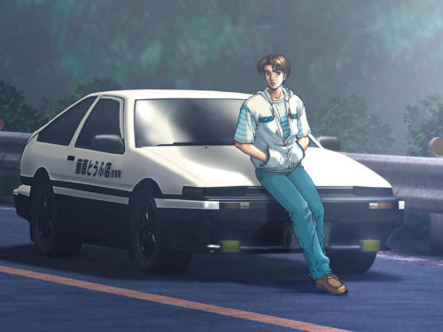 "vukie:                                                  INITIAL D MEGA LISTFirst Stage (1998) Episode 1:""The Ultimate Tofu Store Drift"" (究極のとうふ屋ドリフト) Episode 2: ""Revenge! The Rumbling Turbo"" (リベンジ宣言!ほえるターボ)  Episode 3: ""The Downhill Specialist Appears"" (ダウンヒルズスペシャリスト登場) Episode 4:""Into the Battle!"" (交流戦突入!)  Episode 5: ""Dogfight!"" (決着!ドッグファイト!)  Episode 6: ""A New Challenger"" (新たなる挑戦者)  Episode 7: ""Pride of a Racer"" (走りやのプライド)  Episode 8: ""Time's Almost Up!"" (タイムアップ寸前!)  Episode 9: ""Hachi-Roku(Eight-Six)Versus GT-R""(限界バトル!ハチロク VS GT-R)  Episode 10: ""Five Point Hairpin"" (爆裂!5連ヘアピン)  Episode 11: ""Shingo Arrives!"" (デンジャラス慎吾登場!)  Episode 12: ""The FR Killer!"" (FR殺しのデスマッチ!)  Episode 13: ""Itsuki's First Date"" (イツキの初デート)  Episode 14: ""Evolving Drift!"" (進化するドリフト天才!) Episode 15: ""Takumi's Fury!"" (拓海·怒涛の激走!)  Episode 16: ""The Angel of Usui"" (碓氷峠のエンジェル)  Episode 17: ""Sudden-Death Death Match"" (サドンデス·デスマッチ)  Episode 18: ""Hot Winds and Furious Driving"" (熱風!激走!碓氷峠)  Episode 19: ""Super Drift"" (決着!スーパードリフト)  Episode 20: ""The End of Summer"" (ジ·エンド·オブ·サマー)  Episode 21: ""Challenge From a Super Star"" (スパースターからの挑戦状)  Episode 22: ""Fierce Uphill Battle"" (激闘!ヒルクライム)  Episode 23: ""The Rainy Downhill!"" (雨のダウンヒルバトル!)  Episode 24: ""Akagi's White Comet!"" (赤城の白い彗星!)  Episode 25: ""The Last Battle"" (決戦!ラストバトル)  Episode 26: ""A New Downhill Legend!"" (新ダウンヒル伝説!)  Second Stage (1999) Episode 1: ""A New Threat!"" (掟やぶりのスーパーウエポン!)  Episode 2: ""Team Emperor on Akina"" (ランエボ軍団、秋名出撃!)  Episode 3: ""The Feeling of Defeat"" (敗北の予感)  Episode 4: ""Hollow Victory"" (燃えない勝利)  Episode 5: ""Countdown to Destruction"" (破滅へのカウントダウン)  Episode 6: ""Goodbye Eight-Six"" (さようならハチロク)  Episode 7: ""Battle at Akagi"" (赤城バトル 白と黒の閃光!)  Episode 8: ""Dangerous Car"" (そのクルマ 凶暴につき)  Episode 9: ""A New Eight-Six Is Born"" (ニューハチロク誕生)  Episode 10: ""The Eight-Six Turbo"" (宣戦布告ハチロクターボ)  Episode 11: ""The Seal Is Broken"" (封印は解き放たれた…)  Episode 12: ""Eight-Six Versus Eight-Six"" (ハチロクVSハチロク 魂のバトル)  Episode 13: ""Changing Seasons"" (移りゆく季節のなかで)  Extra Stage (2000) Episode 1: ""Beyond The Impact Blue""   Episode 2:  ""Sentimental White""   Third Stage - The Movie (2001) Initial D Third Stage - The Movie  Battle Stage (2002) Initial D Battle Stage Fourth Stage (2004) Episode 1: ""Project D"" (プロジェクトD)  Episode 2: ""Full Throttle! Downhill Battle"" (全開!ダウンヒルバトル)  Episode 3: ""The Most Powerful Man of the Toudou School"" (東堂塾最強の男)  Episode 4: ""Two Pieces of Advice"" (二つのアドバイス)  Episode 5: ""The Starting Line to Victory"" (勝利へのスタートライン)  Episode 6: ""Blind Attack"" (ブラインド·アタック)  Episode 7: ""Eight-Five's Thunderous Turbo"" (嵐のハチゴーターボ)  Episode 8: ""Fateful Battle of the FDs"" (運命のFDバトル)  Episode 9: ""Kyoko's Confession"" (恭子の告白)  Episode 10: ""The Saitama's Area Ultimate Weapon"" (埼玉エリア最終兵器)  Episode 11: ""Rainy Downhill Battle"" (雨のダウンヒルバトル)  Episode 12: ""Straightaway of Struggles"" (葛藤のストレート)  Episode 13: ""Motivation"" (モチベーション)  Episode 14: ""Sad Lonely Driver"" (悲しきロンリードライバー)  Episode 15: ""4WD Complex"" (4WDコンプレックス)  Episode 16: ""Hillclimb of Fury"" (怒りのヒル·クライム)  Episode 17: ""The Saitama Area's Final Battle"" (埼玉エリア最終決戦)  Episode 18: ""Last Drive"" (ラスト·ドライブ)  Episode 19: ""God Foot and God Arm"" (ゴッドフットとゴッドアーム)  Episode 20: ""The Unmatched GT-R!"" (超絶GT-R!)  Episode 21: ""Dogfight"" (ドッグファイト)  Episode 22: ""The Sorcerer of the Single-Handed Steer"" (ワンハンドステアの魔術)  Episode 23: ""Endless Battle"" (エンドレスバトル)  Episode 24: ""The Never-Ending Challenge"" (終わらない挑戦)  Fifth Stage (2012) Episode 1: ""Encounter of Destiny"" (運命の出会い)  Episode 2: ""The New Battlefield"" (新たなる戦場)  Episode 3: ""Dead Line"" (デッド・ライン)  Episode 4: ""Revenge Battle of Fate"" (因縁のリベンジバトル)   (***still a work of progress: more will be added***)"