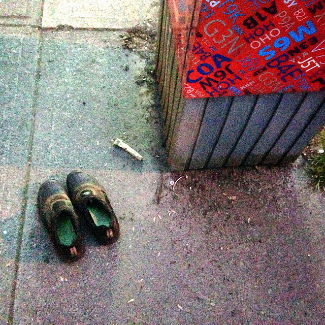 P365x52-134: Shoes on Flickr.
