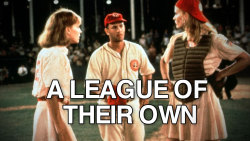 A League of Their Own (MOVIE CLUB!!) Click the image for the video: http://bit.ly/ZX1pZt
