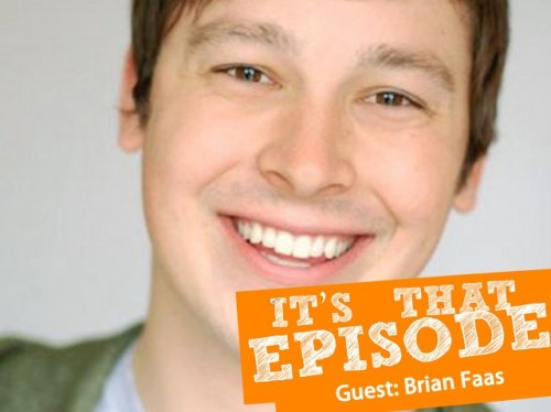 "justcraig:  New ""It's That Episode"" podcast with Brian Faas Brian Faas (The Law Firm) brings over a DVD of HBO's children's show Happily Ever After: Fairy Tales for Every Child and watches a very special story about ""The Sissy Duckling,"" written and starring Harvey Fierstein. Brian and Craig slog through 53 minutes of Fierstein's grating voice and learn what it truly means to be a duck-child that puts on puppet plays and dreams about Dionne Warwick songs. Subscribe here or direct download here. Become a fan of ""It's That Episode"" on Facebook."
