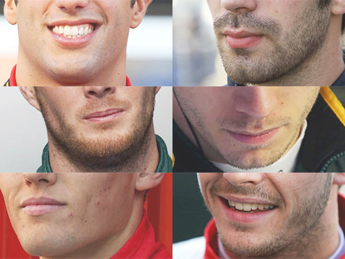 F1BEARDWATCH Class of 2013: Part 1
