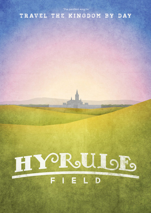chasear:  Hyrule travel cards