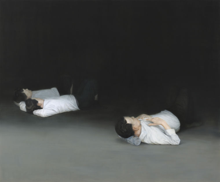 Rochester Art Center is currently showing Tim Eitel: Elsewhere, the artist's first large-scale survey exhibition in the United States with 32 works completed over the last decade.  Be sure to read more here. © Tim Eitel, Courtesy Pace Gallery