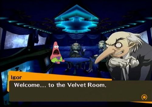 just-a-nobody-of-kingdom-hearts:  Welcome… to the Velvet Room.
