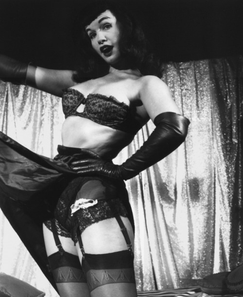 Bettie Page. Nick Drake