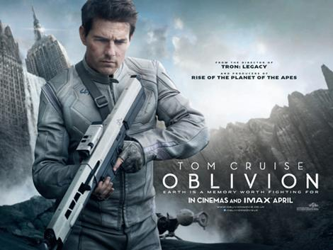 Fly to the Dublin premiere of Oblivion on a private jet! To celebrate the release of Oblivion in cinemas 10 April 2013, Total Film is offering one lucky reader the chance to win two tickets to the Premiere of Oblivion in Dublin on 3 April 2013, along with a private jet to and from the premiere, and a host of other amazing VIP goodies…