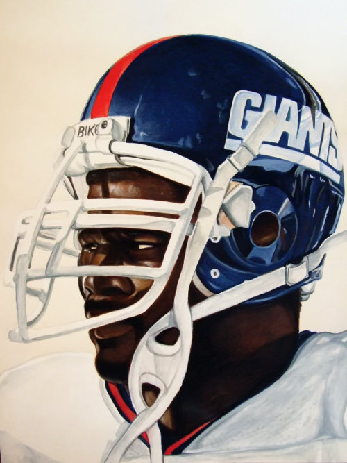 Lawrence Taylor by ~Retrodan16