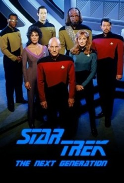 "I'm watching Star Trek: The Next Generation    ""Starting from the first episode.""                      13 others are also watching.               Star Trek: The Next Generation on GetGlue.com"