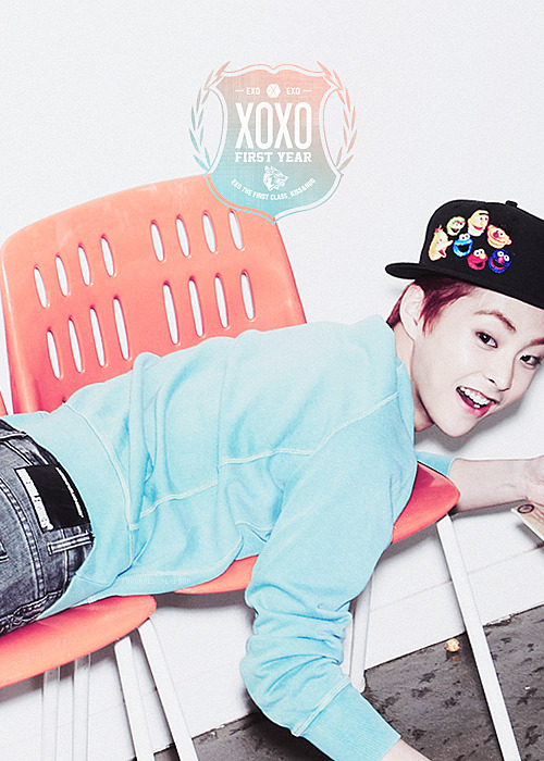 xoxo collective : xiumin