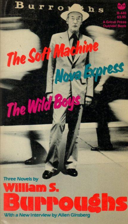 """keyframedaily: William S. Burroughs, February 5, 1914 – August 2, 1997. Notizen: WSB, einer der einflussreichsten Autoren des 20.Jh., auch was Popmusik/Kultur betrifft. Bandnamen von ihm:Soft Machine, Steely Dan, Naked Lunch (verfilmt von Cronenberg), sicher mehr…+ In einem neuen Dokfilm (Titel nachsehen) ist es ausgerechnet der von WSB stark beeinflusste große Exzentriker-Weirdo Genesis P-Orridge, der sich am klarsten und besten über WSB äußert + Saam Schlamminger aka Chronomad hat auf seiner CD Sefid Sout/Leaving Chuck´s Zimmer das von Wolf Wondratschek übersetzte und gelesene The Ticket That Exploded vertont + WSB singt zur Eröffnung der von mir bei Trikont compilierten CD Zur Hölle Mama Marlene Dietrichs Ich bin von Kopf bis Fuß auf Liebe eingestellt + Die letzte Eintragung des fast lebenslänglichen Junkies in seinem Notizbuch: Liebe? Was ist das? Das natürlichste schmerzstillende Mittel, das es gibt. + Der Grandseigneur der deutschen beat-beeinflussten Autoren, Jürgen Ploog hat über WSB den Essayband """"Straßen des Zufalls"""" geschrieben."""