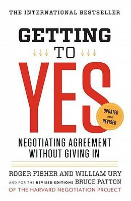 My current enthusiasm for Getting To Yes: Negotiating Agreement Without Giving In is pretty embarrassing. Between this and Getting Things Done I'm starting to worry about my obsession with getting things. Get get get. But seriously, I read it this week and then used some of the tactics therein described to have a difficult conversation today that I've been avoiding, and it went so well that I did a little private fist-pump after it was over. Also, librarians of the world: if you work on a public service desk, leave your post immediately, head to the 158.5s and grab this for your break.