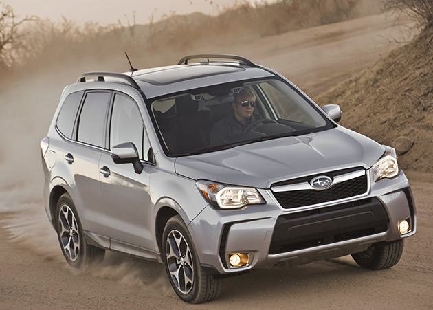 Test Drive: 2014 Subaru Forester XT Men's Fitness - Sports, Fitness, Health, Nutrition, Style and Sex