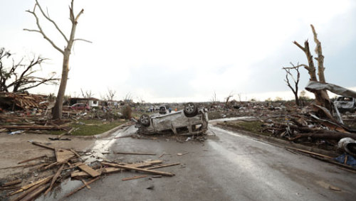 mothernaturenetwork:  How to help Oklahoma tornado victims Money, supplies, and even airline miles can all be donated to assist tornado victims.