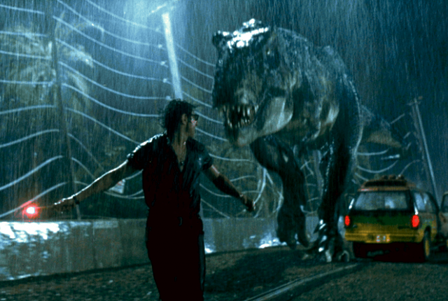mentalflossr:  20 Things You Might Not Have Known About Jurassic Park
