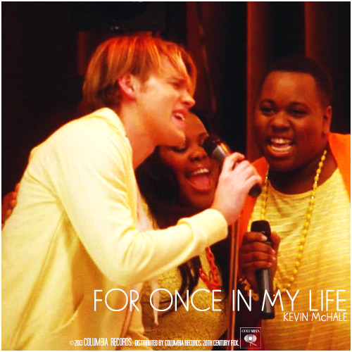 4x21 Wonder-ful | For Once In My Life Alternative Cover 'Lovely Samcedes Series'