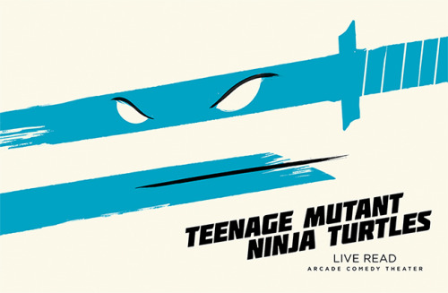 "xombiedirge:  TMNT by Chris Preksta / Twitter 11"" X 17"" screen prints, numbered editions of 40. Available Tuesday 21st May 2013 12pm EST via twitter announcement HERE."