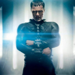 Man of Steel General Zod and Kal-El PostersWarner Bros. Pictures has unveiled two character posters for Zack Snyder's Superman remake Man of Steel. These new one-sheets feature a closer look at Kal-El/Superman (Henry Cavill) and General Zod (Michael Shannon) in their full gear.[MovieWeb]