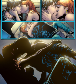 Dick Grayson and Raya Vestri (Nightwing, Vol 3, #2)