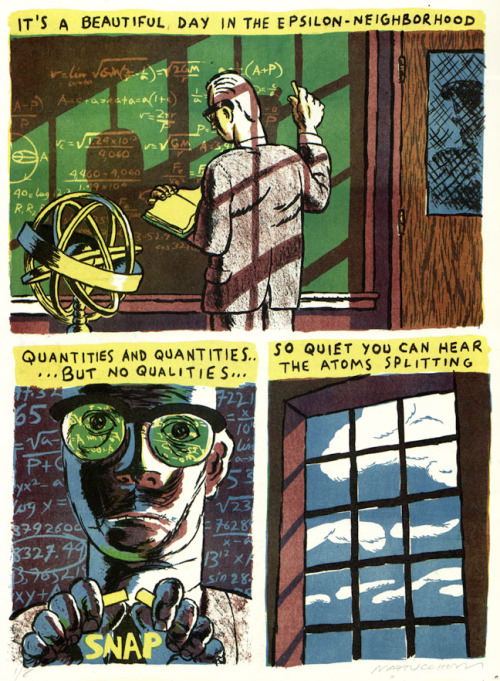 David Mazzucchelli from Drawn & Quarterly
