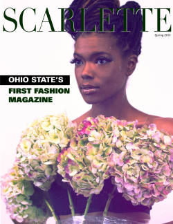 blackfashion:  Scarlette Magazine's Spring 2013 Issue is now here! Read it here!