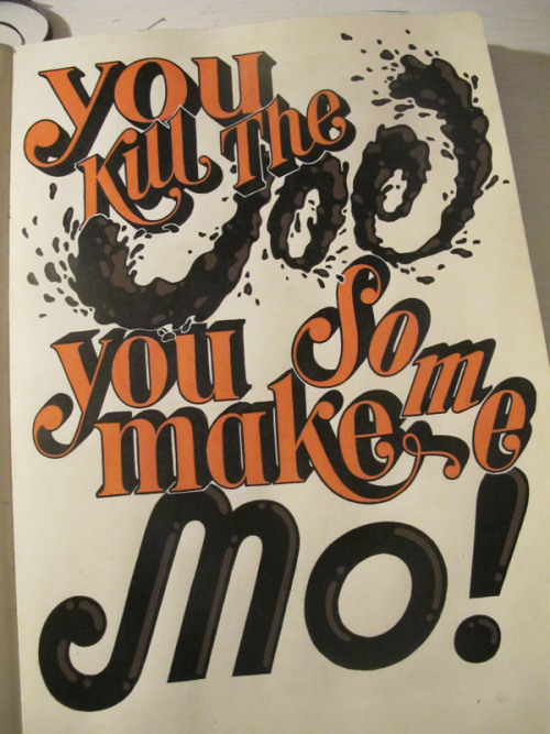 serialthrill:  You kill the Joe… by Carl Fredrik Angell