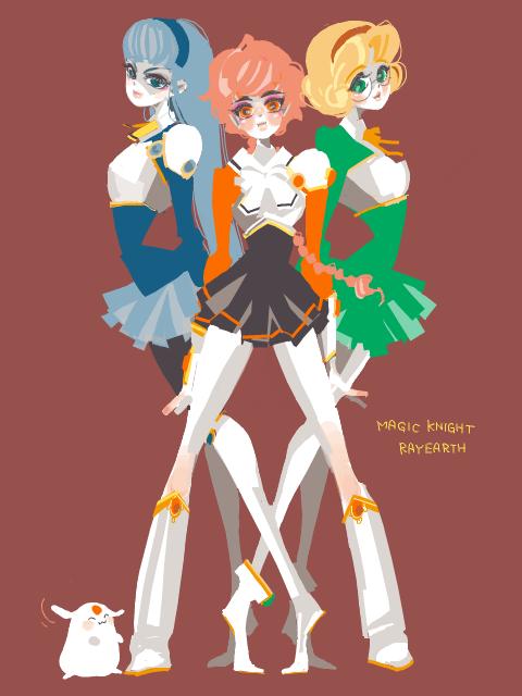 magical-girl-fanart:  トコ