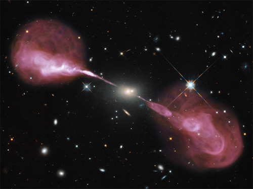 Hubble's Latest Mind Blowing Cosmic Pictures The Hubble Space Telescope has been looking deep into the Cosmos for over two decades returning over a million observations of planets, exoplanets, nebulae, galaxies and clusters of galaxies. The mission has surpassed our wildest expectations, but some of the most intricately beautiful views of the Universe have been released only recently — sometimes in collaboration with other observatories.