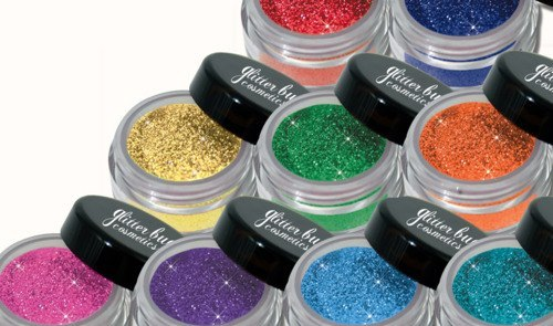 Can you ever have enough glitter?