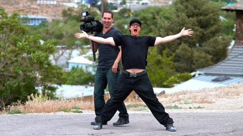 ghostadventures19:  Haha Nick and Zak! <3 This is literally the best show ever.. To me anyways! :P