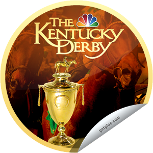 I just unlocked the Kentucky Derby 139 sticker on GetGlue                      2828 others have also unlocked the Kentucky Derby 139 sticker on GetGlue.com                  Hold on to your hats! You're now watching the Kentucky Derby on NBC Sports. Thank you for checking-in and enjoy the race.  Share this one proudly. It's from our friends at NBC Sports.