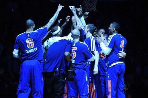 knicksworld:  Thanks for a great season!