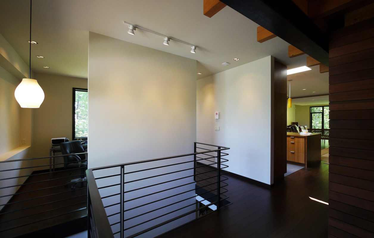 thornton creek | hallway ~ erich remash architect