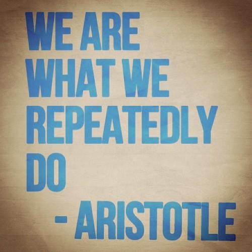 1 of my favorite #quotes by #aristotle  (at GE Malaysia)