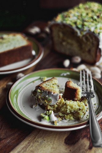 pistachio pound cake click here for recipe