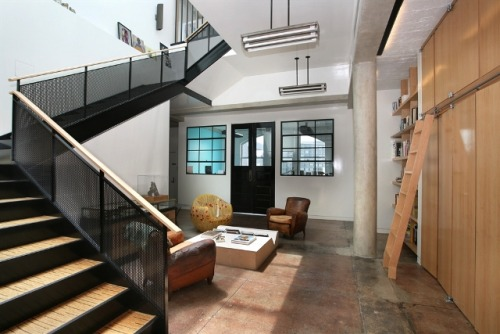 Just a funky SoHo/TriBeCa Penthouse Loft on Canal Street