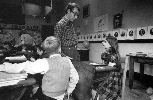 Brooke Shields appeared in a deleted scene in which she played a schoolgirl crush of young Alvy's. Annie Hall (1977)