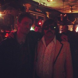 Dave Tits & Tony Clifton at Siberia