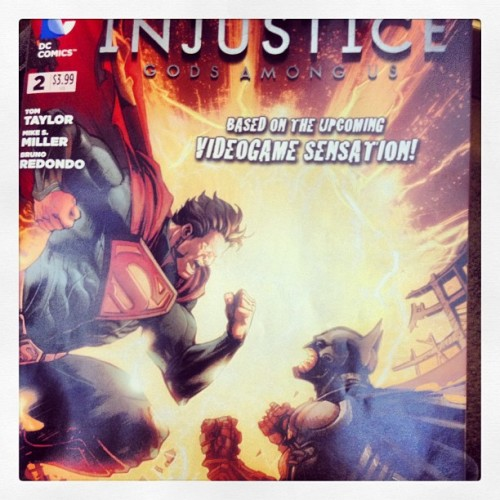 #cómic #injustice #gods #among us 2 :)