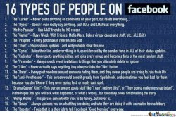 I think this can be told about all the social networks. I know the 14 and 13 type and maybe I'm nr.7 (?)