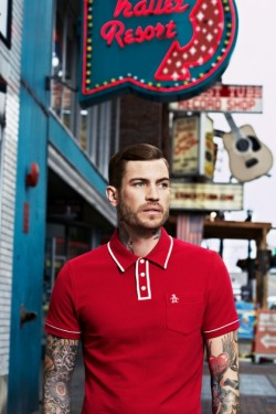 Daniel Ness for http://www.originalpenguin.co.uk/ by http://www.daniellelevitt.com/