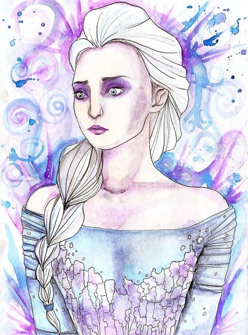 Frozen—-Elsa