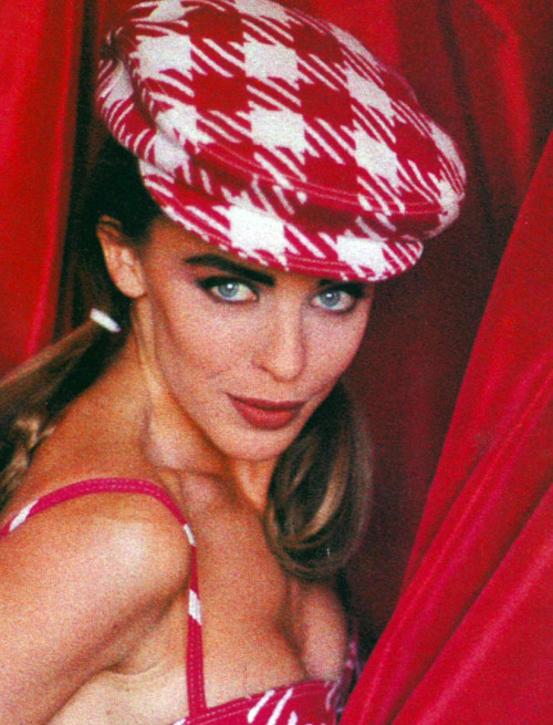 "Kylie Minogue ""Shocked"" [Video shoot] 1991"