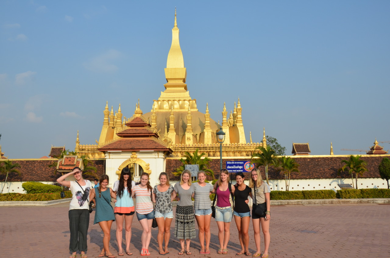 Vientiane, Laos I met the most beautiful people on my latest travels and I'm now so glad they are in my life. Thanks guys for being amazing! :)