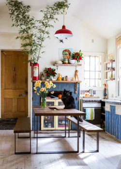oldbrownshoestories:  Home sweet home / kitchen