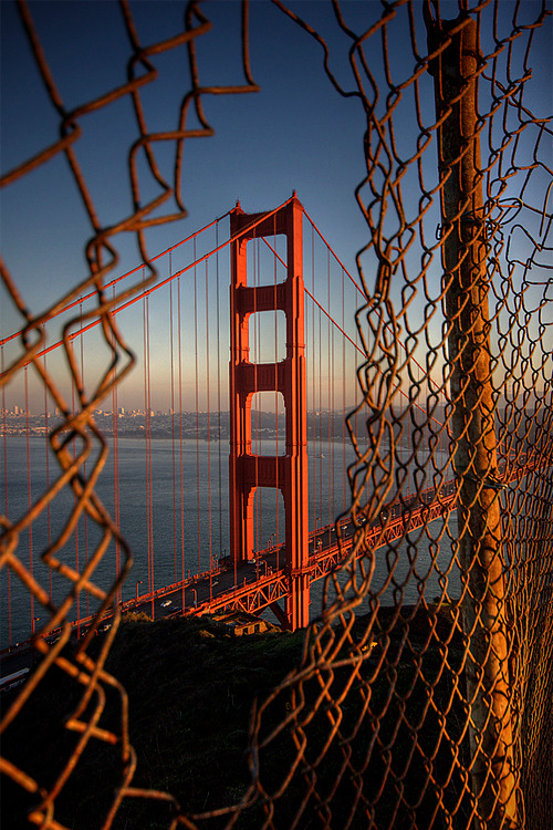kerp0w:  Golden Gate Bridge