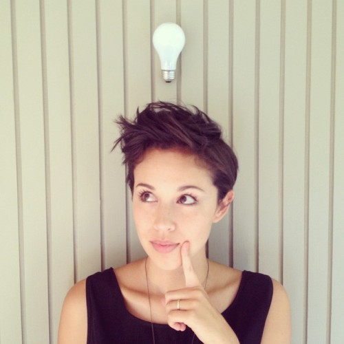 oscarmikeactual:  From Kina Grannis' Facebook page.