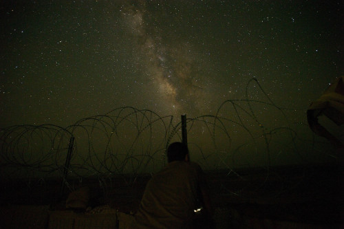 autoentropy:  Just Another Night In Afghanistan.