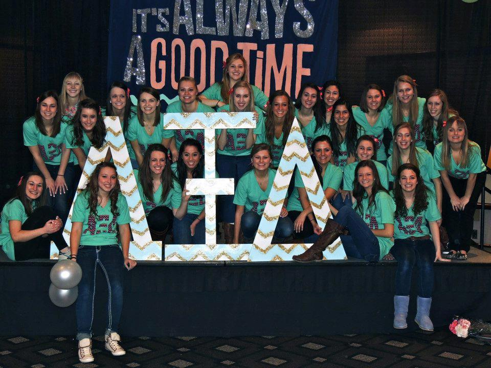 it's always a good time at… AXiD! submitted by: followthearrow24