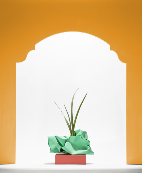 … Collaborative genius: Om Paper Vase (coated in Latex)  Courtesy: Pablo Serrano