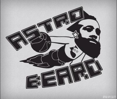 bainforest:  James Harden is: Astro Beard
